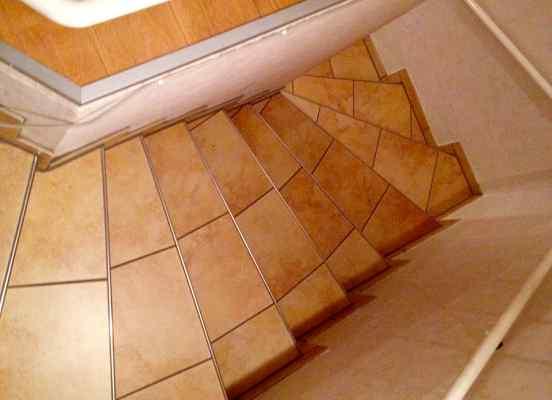 Kortmann Treppe vorher