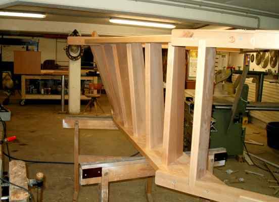 Treppenbau - Projektbild1