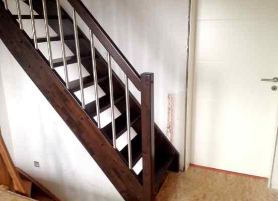 Projekt Treppenbau Vorher Bild1